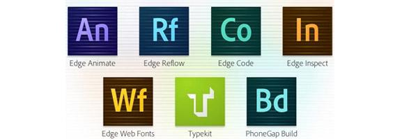 integración de las herramientas adobe en edge web fonts
