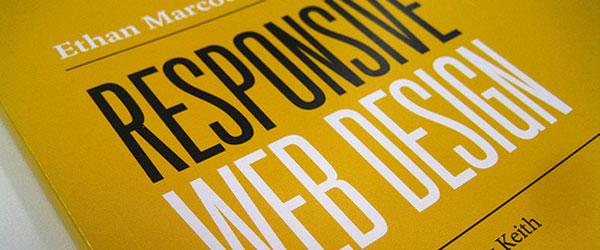 Libro Web Responsive Design de Ethan Marcotte