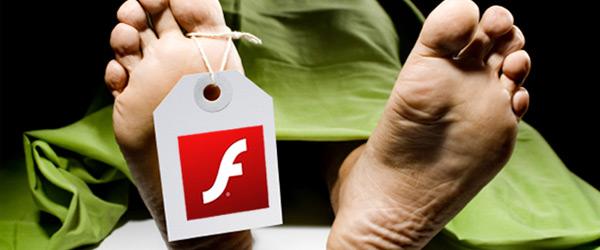La muerte del contenido Flash