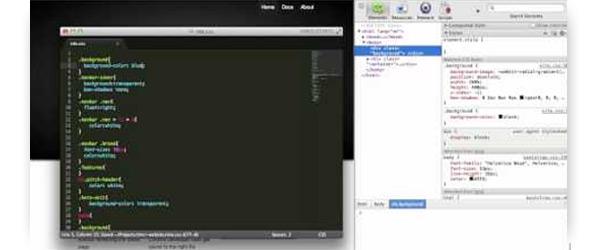 Panel Tincr para editar CSS y JS