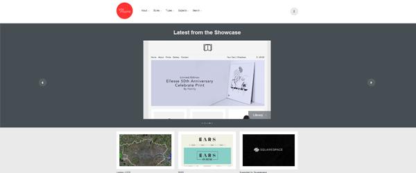 SiteInspire, galería web para inspirarse