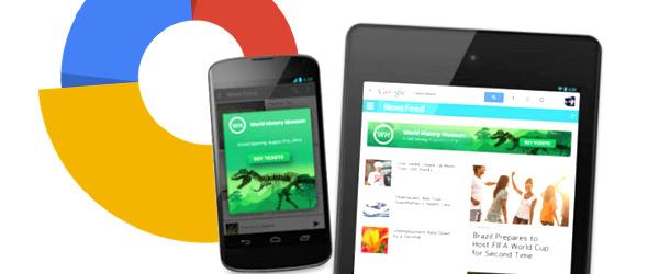 Nueva aplicación Google Web Designer