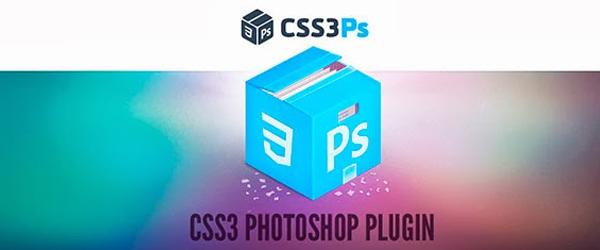 Plugin CSS3 para Photoshop