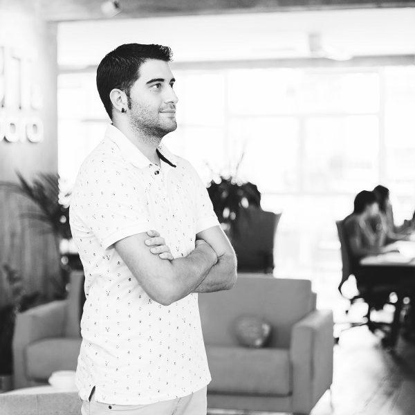 Javier Ferrándiz, diseño y UX