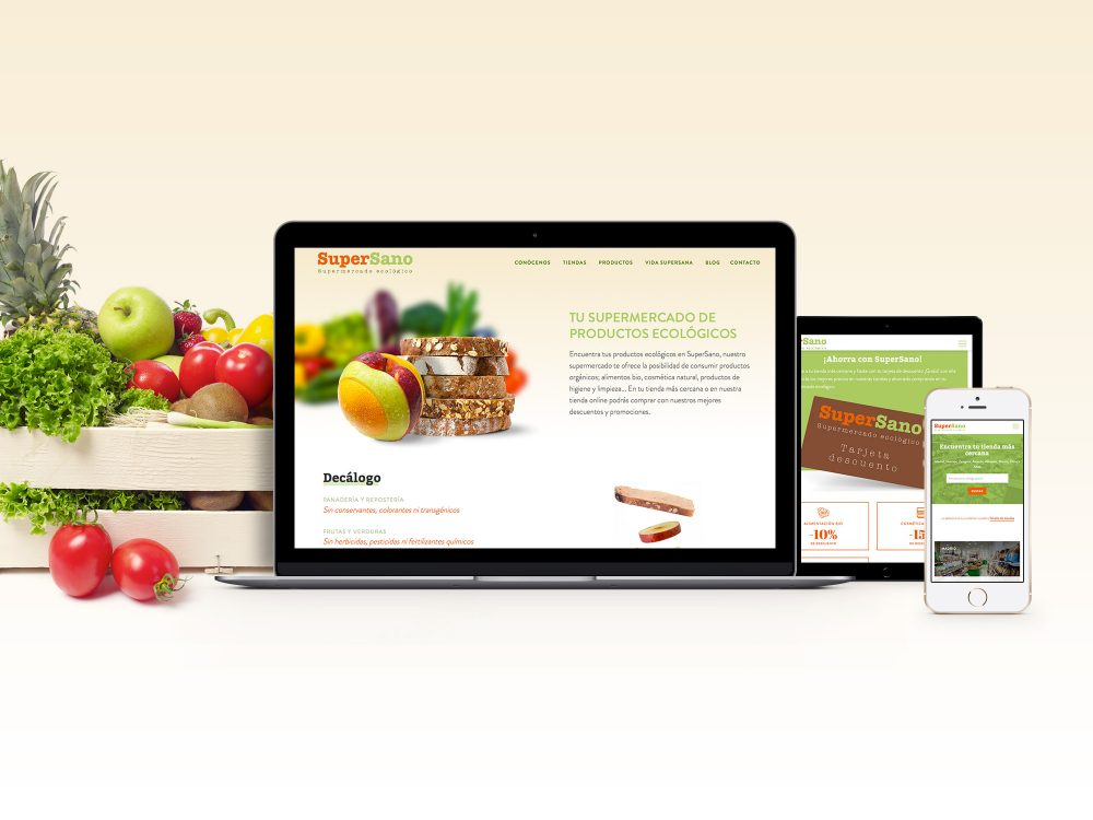 Proyecto Web Corporativa SuperSano