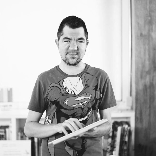 Ernesto Rico, programador E-commerce